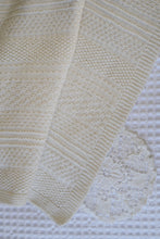Load image into Gallery viewer, LisaF Knit and Purl blanket knitting pattern at Eskdale Yarns