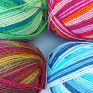 Seasons by West Yorkshire Spinners and Winwick Mum at Eskdale Yarns