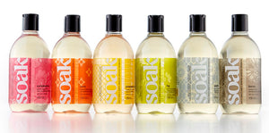 Soak Laundry Care 375ml bottles at Eskdale Yarns