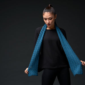 WYS Exquisite Eve Fishtail free pattern at Eskdale yarns