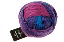 Load image into Gallery viewer, Zauberball-100-Merino-yarn-2350-Early-Blooming-at-Eskdale-Yarns