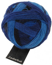 Load image into Gallery viewer, Zauberball-2134-Blue-Eyes-sock-wool-at-Eskdale-Yarns