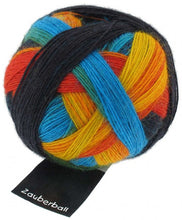 Load image into Gallery viewer, Zauberball-1564-Tropical-Fish-sock-wool-at-Eskdale-Yarns