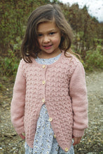 Load image into Gallery viewer, Harmony girls knitting pattern at Eskdale Yarns