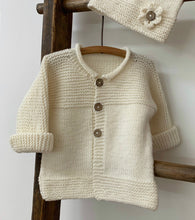 Load image into Gallery viewer, Touch-Yarns-Jessie-Jacket-and-Hat-pattern-at-Eskdale-Yarns