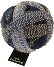 Load image into Gallery viewer, Crazy-Zauberball-Blue-Break-2099-at-Eskdale-Yarns