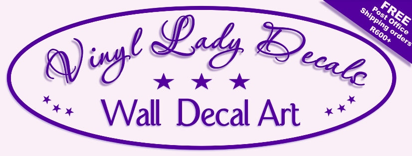 VINYL LADY DECALS.CO.ZA, VINYL DECALS, STICKERS