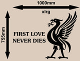 LIVERPOOL FOOTBALL CLUB DESIGN 5 WALL ART STICKER LRG VINYL DECAL - Vinyl Lady Decals  - 3