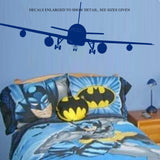 Airplane Silhouette Wall Art Sticker Vinyl Decal Various Sizes