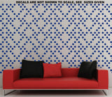 Polka Dots Wall Art Stickers Vinyl Decals Various Sizes