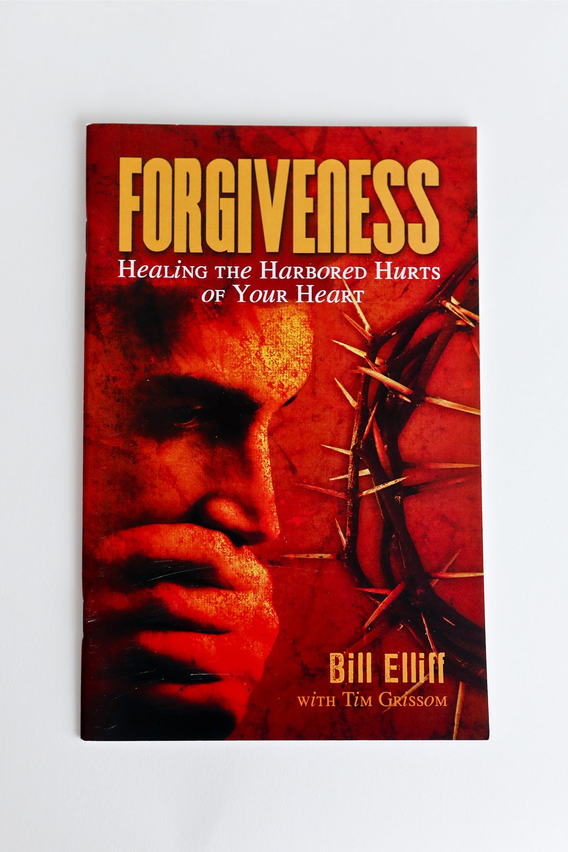 Forgiveness: Healing the Harbored Hurts of Your Heart-Bill Elliff