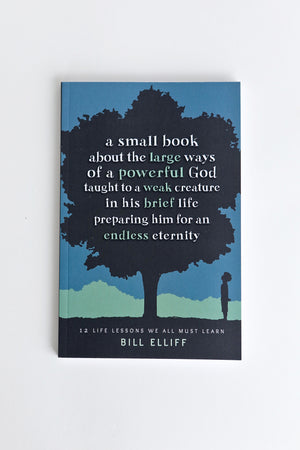A Small Book...-Bill Elliff