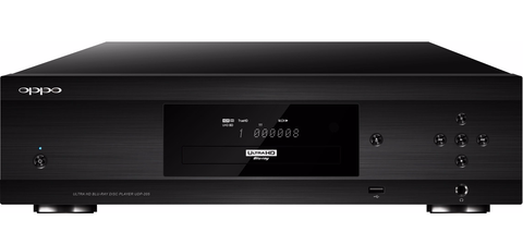Oppo UDP-205 4K Audiophile Universal Player