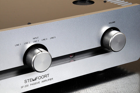 Stemfoort SF-200 Amplifier