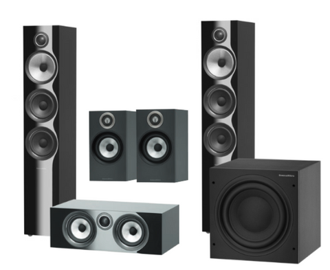 Bowers and Wilkins 704 Theatre Pack