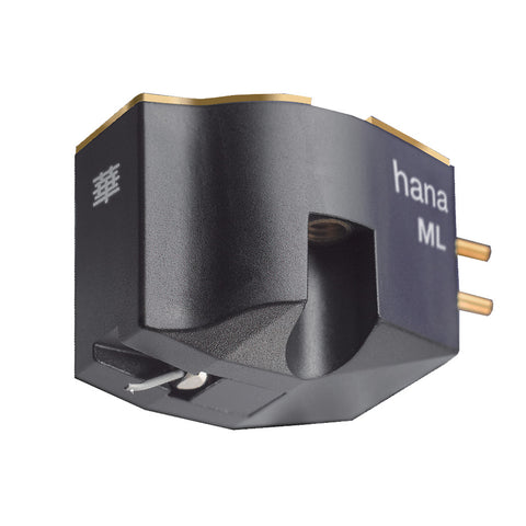 Hana ML Cartridge with Diamond Microline stylus - MC