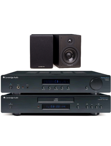 Cambridge Audio AM10/CD10/SX50 Stereo Pack