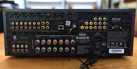 Arcam AVR450 - Trade In - Local Pickup & Collection ONLY - Miranda Hi-Fi