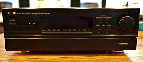 Denon AVC-2800 - Trade In - Local Pickup & Collection ONLY