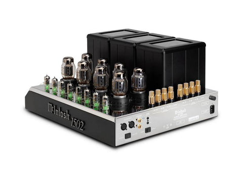 McIntosh MC1502 2-Channel Vacuum Tube Amplifier