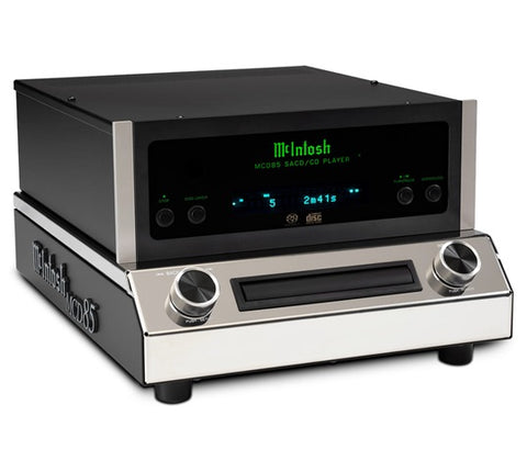 Mcintosh MCD85 DAC/CD Player