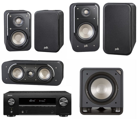 Polk Home Theatre Pack 1
