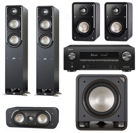 Polk Home Theatre Pack 2