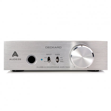 Audeze DECKARD Headphone Amplifier