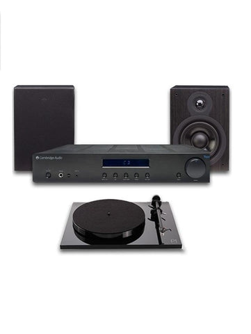 Rega/Cambridge Turntable Bundle