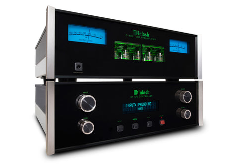 McIntosh C1100 Controller and Preamplifier