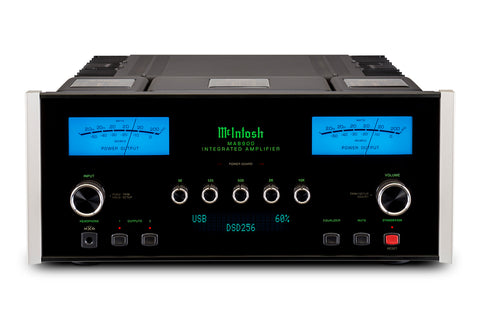 McIntosh MA8900 2-Channel Integrated Amplifier