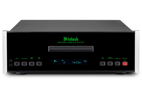 McIntosh MCD350 2-Channel SACD/CD Player