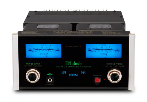 McIntosh MHA150 2-Channel Headphone Amplifier