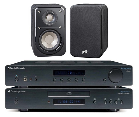Cambridge Audio AM10/CD10/Polk S10