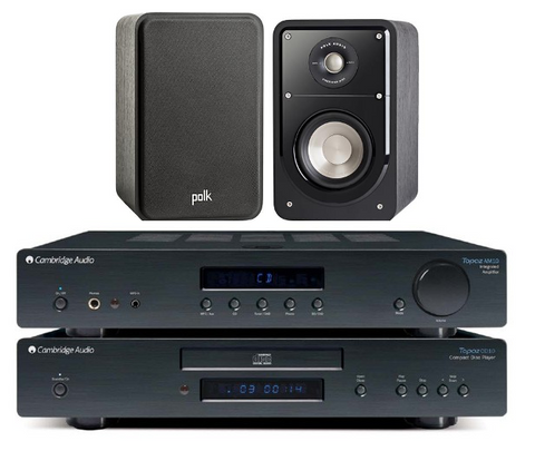 Cambridge Audio AM10/CD10/Polk S15