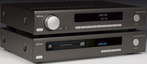 Arcam SA10, CDS50, Definitive Technologies Demand D9