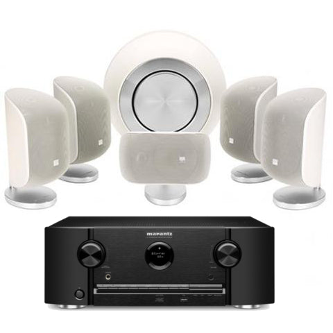 Home Theatre Pack - Marantz and B&W
