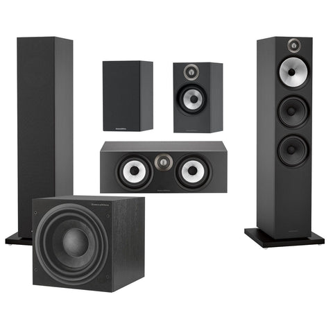 Bowers and Wilkins 603 Series Theatre Pack