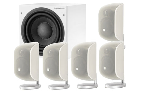 Bowers and Wilkins MT55 Theatre Pack