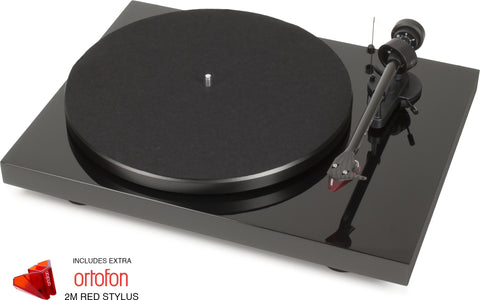 Pro-Ject Debut Carbon Endurance Turntable with Ortofon 2M Red Cartridge