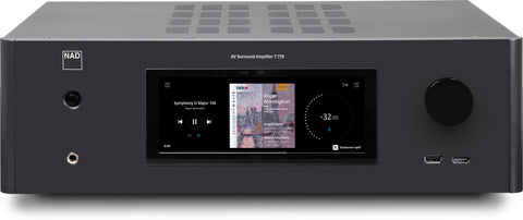 NAD T 778 Surround Amplifier