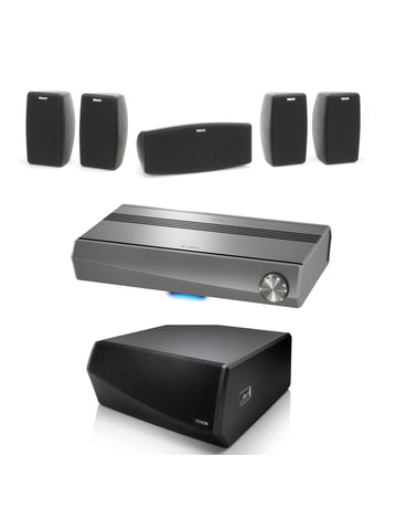 Klipsch/Heos Home Theatre Pack
