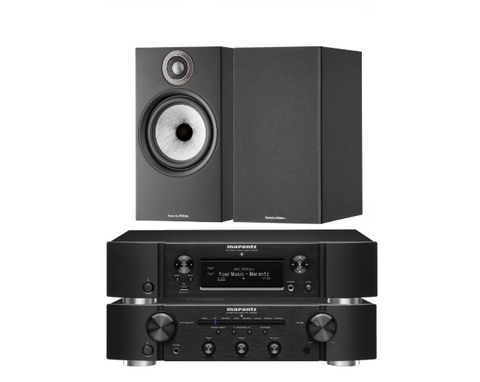 Marantz/Bowers and Wilkins Streaming System 1