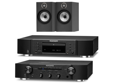 Marantz/Bowers and Wilkins CD System 2