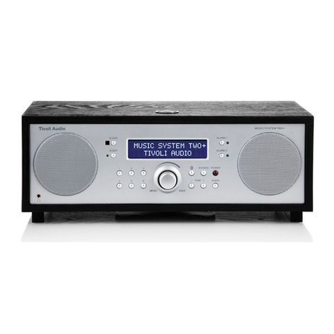 Tivoli Audio Music System Two+ (Ex-Display)