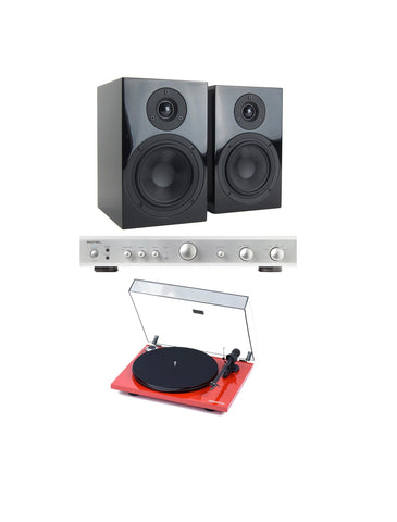 Rotel/Project Turntable System 1