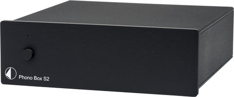 Pro-Ject Phono Box S2 Phono Pre-amplifier