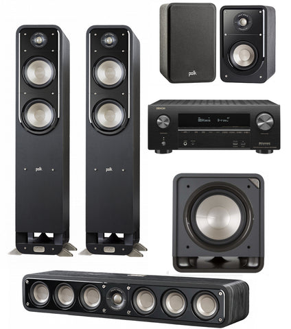 Polk Home Theatre Pack 3