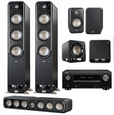 Polk Home Theatre Pack 4