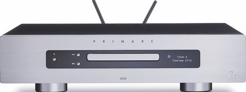Primare CD35 CD Player w/Prisma